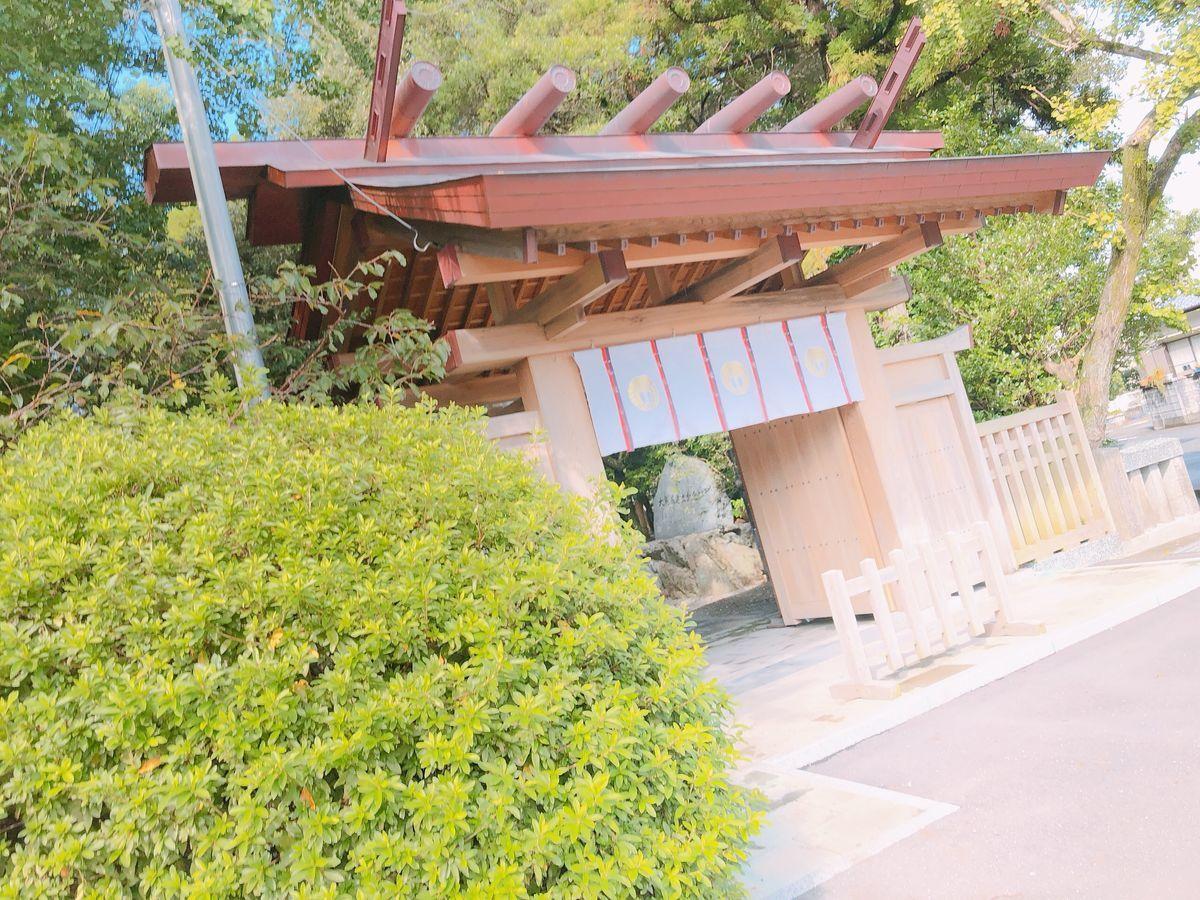 宮崎御朱印巡りブログ春日神社延岡市