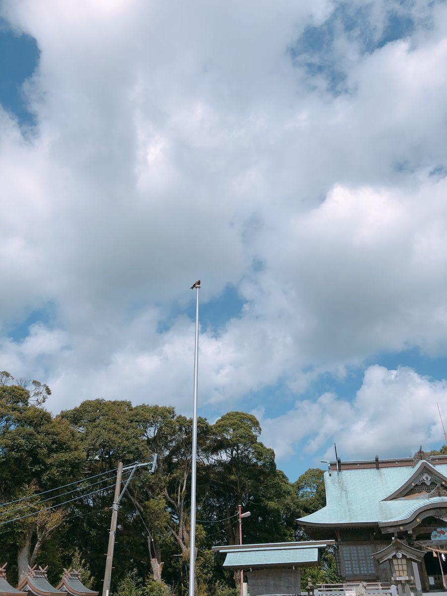 宮崎御朱印巡りブログ門川神社東臼杵郡門川町