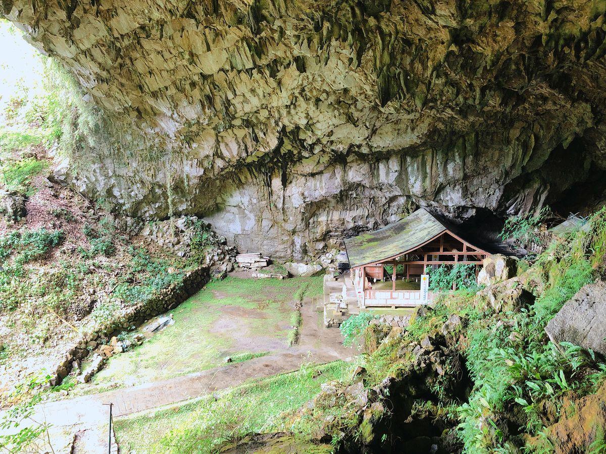 熊本御朱印巡りブログ岩戸熊野座神社球磨村