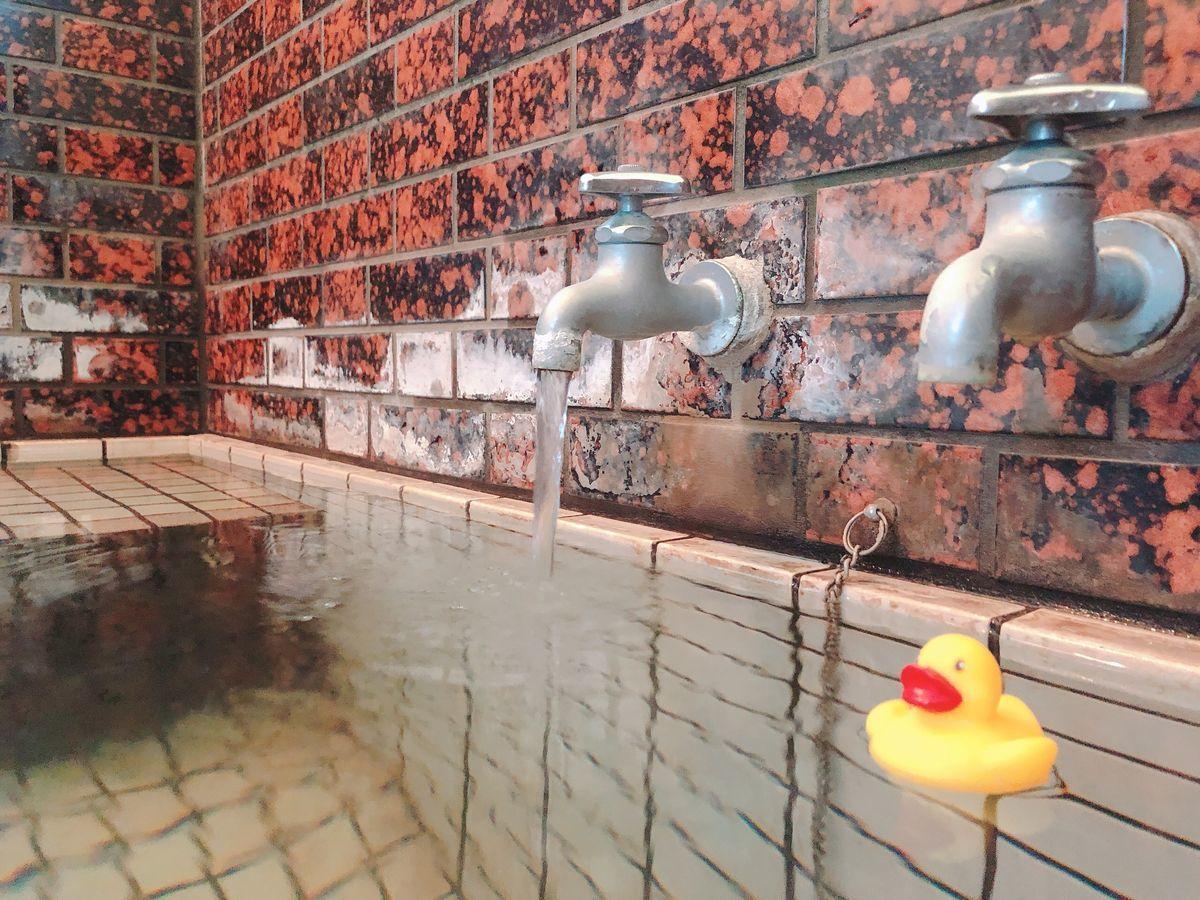 鹿児島家族湯巡りブログ重久温泉霧島市