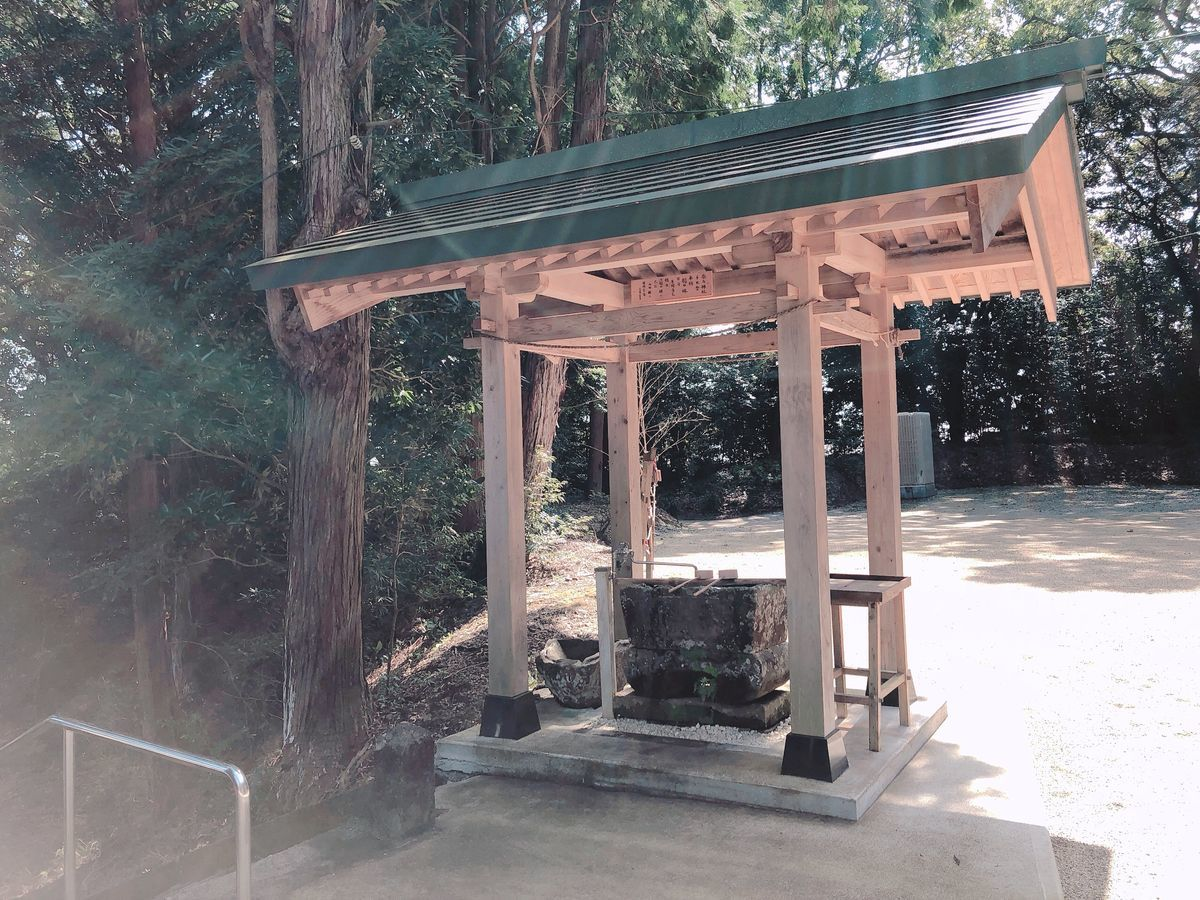 宮崎御朱印巡りブログ奈古神社宮崎市