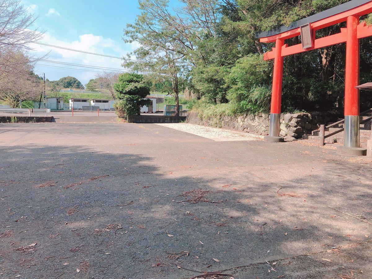 宮崎御朱印巡りブログ春日神社新富町