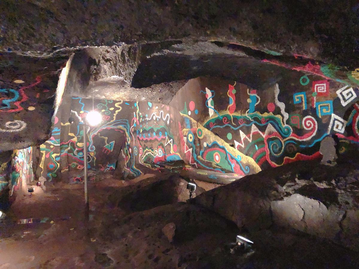 鹿児島熊襲の穴パワースポット霧島市