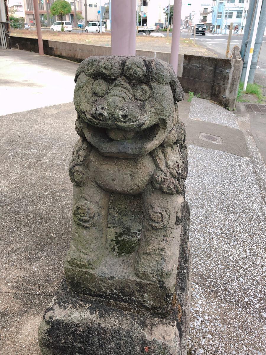 宮崎御朱印巡りブログ恵比寿神社宮崎市
