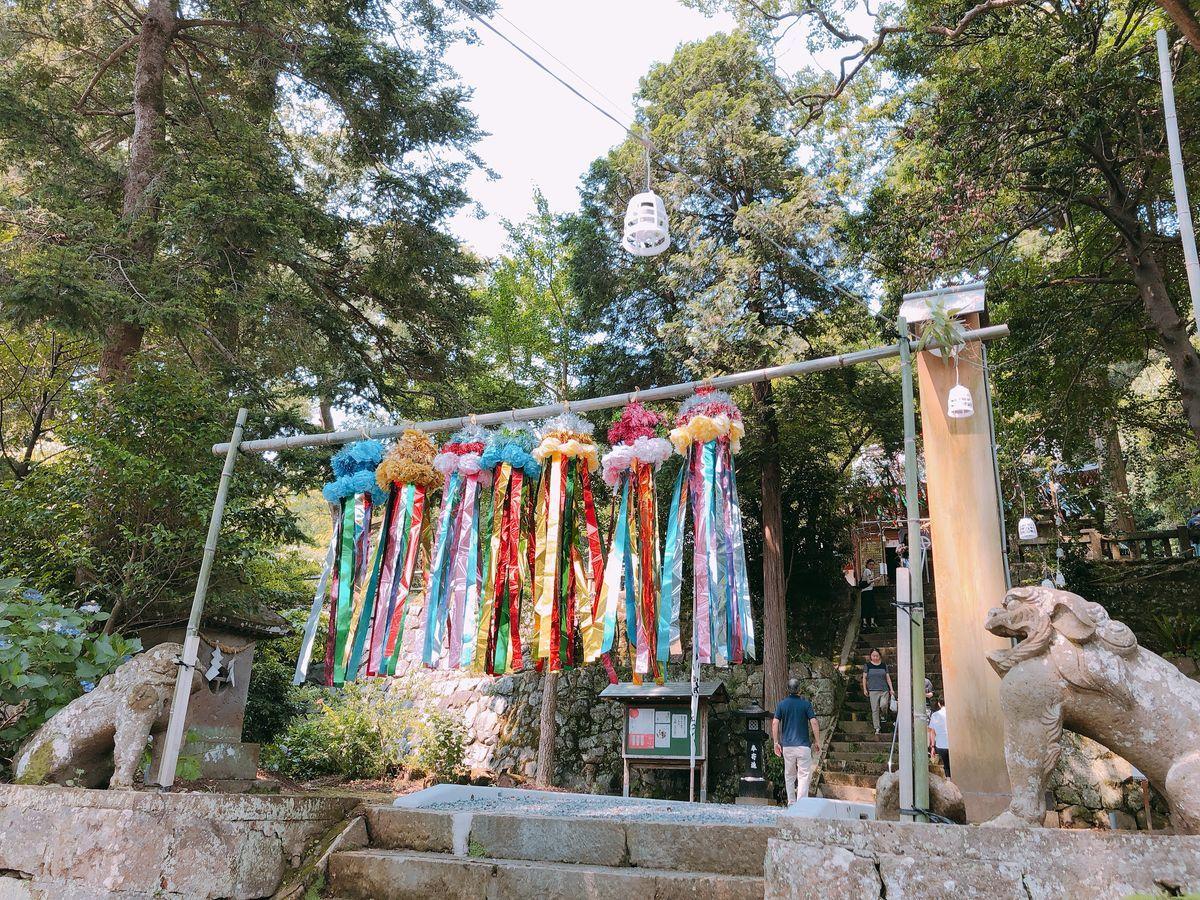 鹿児島御朱印巡りブログ稲荷神社日置市