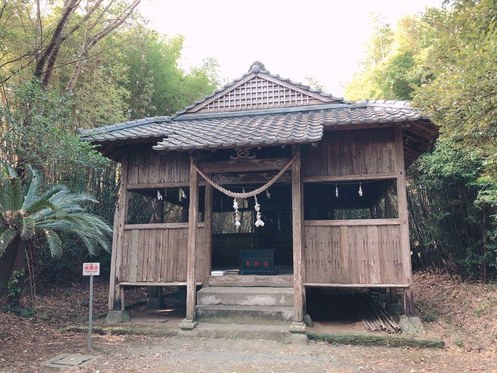鹿児島御朱印巡りブログ串木野五社詣いちき串木野市
