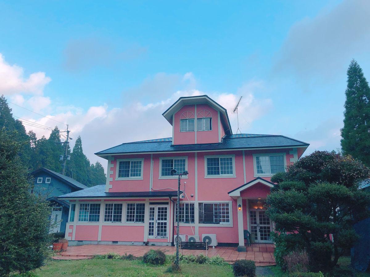 熊本御朱印巡りブログ宿ペンションスヌーピー阿蘇市