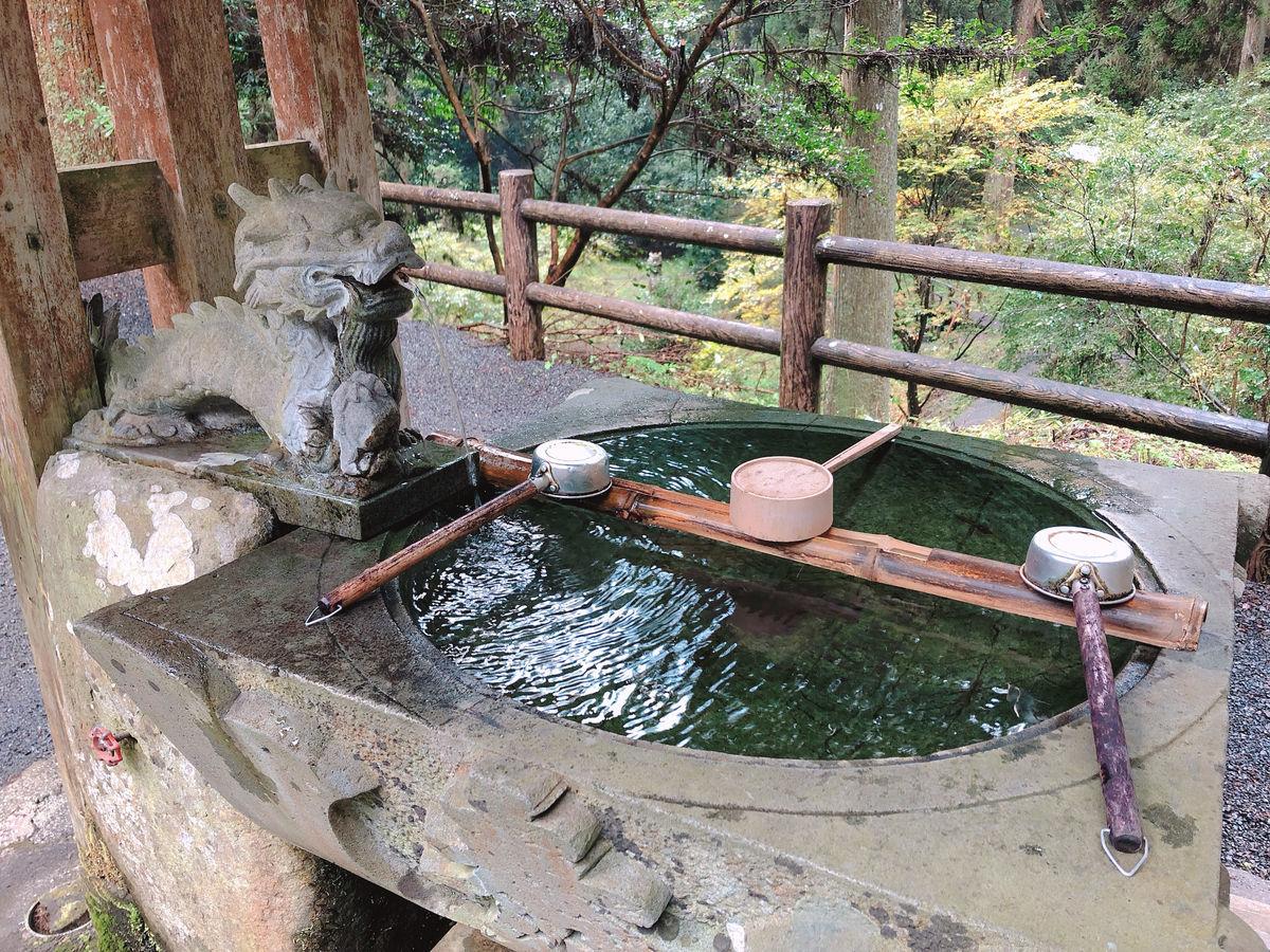 熊本御朱印巡りブログ草部吉見神社高森町
