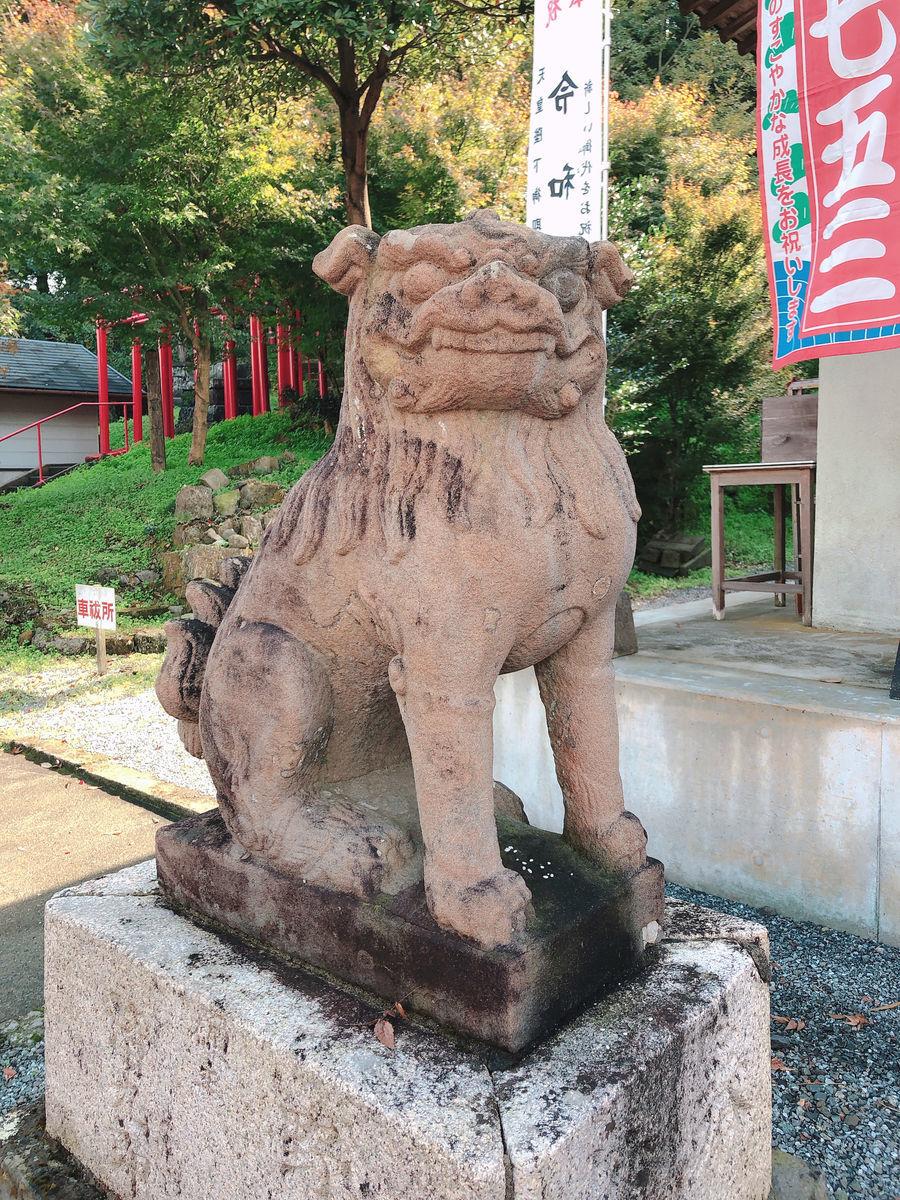 熊本御朱印巡りブログ小一領神社山都町