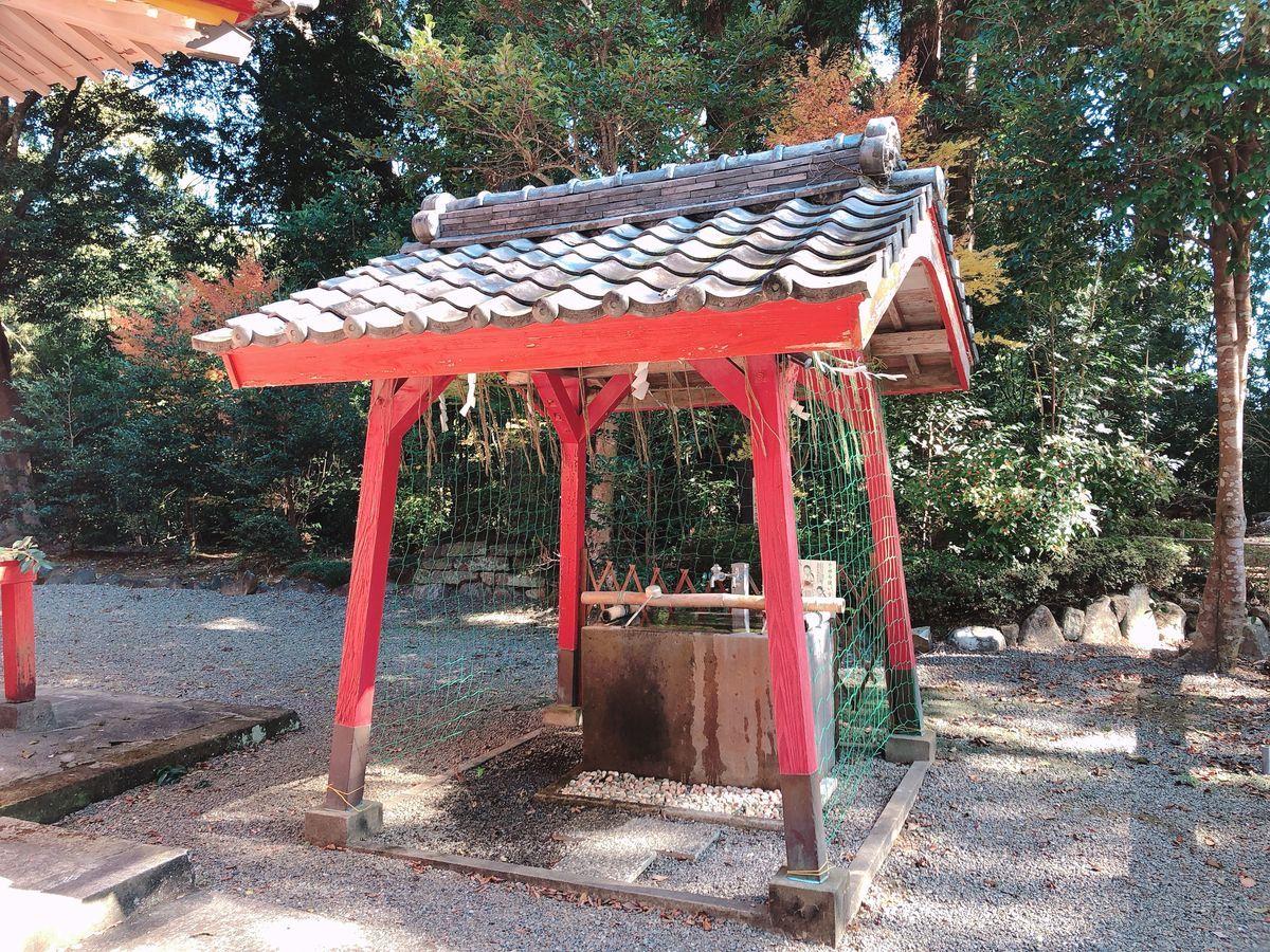 鹿児島御朱印巡りブログ熊野神社出水市