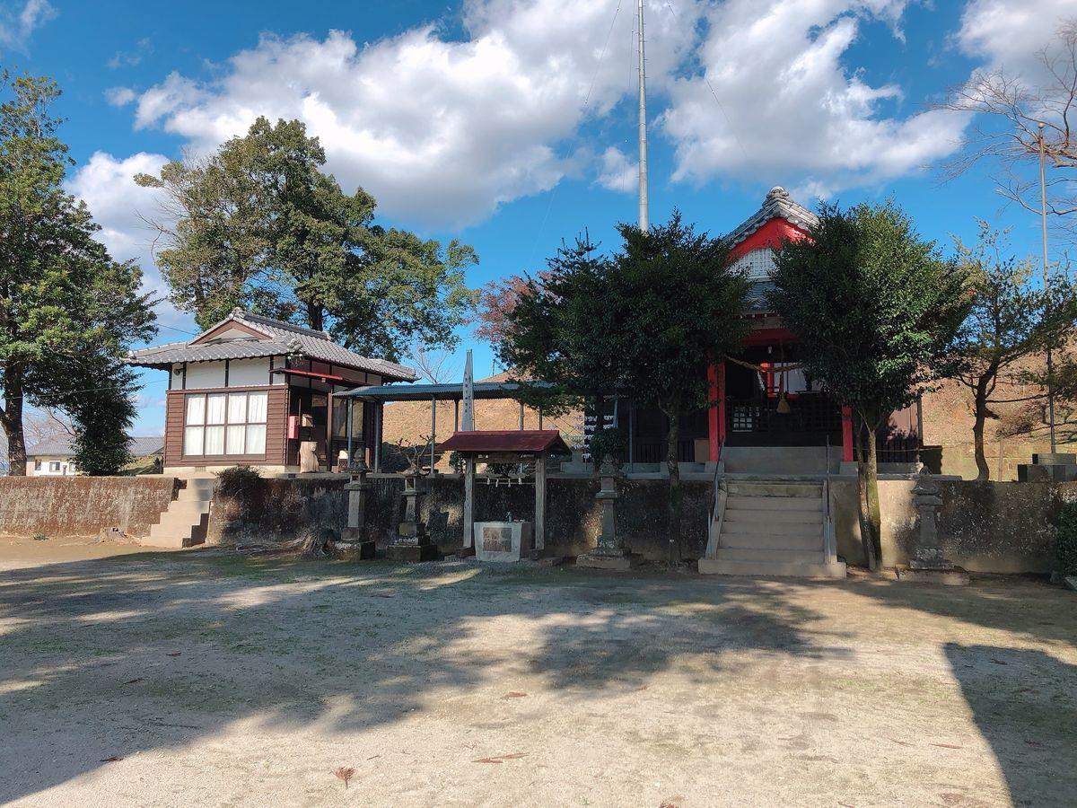 宮崎御朱印巡りブログ興玉神社都城市