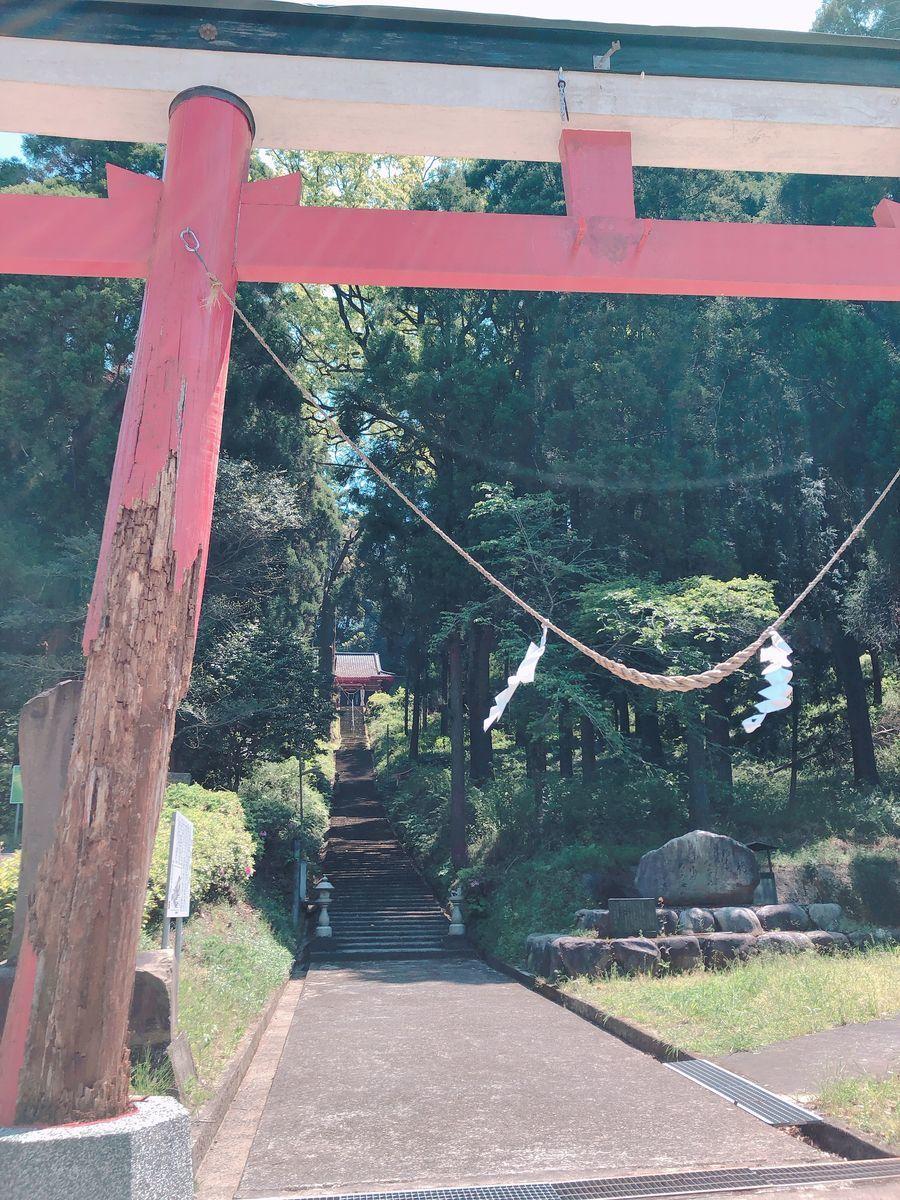 鹿児島御朱印巡りブログ住吉神社曽於市