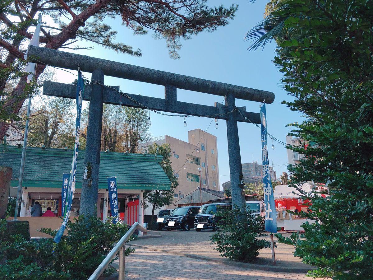 宮崎御朱印巡りブログ江平熊野神社宮崎市