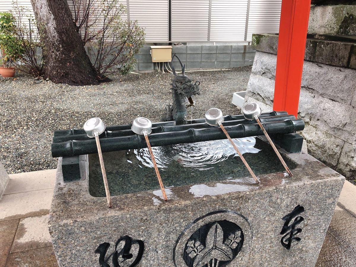 大分御朱印巡りブログ若宮八幡社大分市