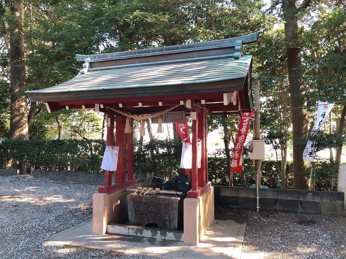 宮崎御朱印巡りブログ熊野神社宮崎市