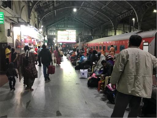 インドの長距離列車旅行で注意すべきこと8選