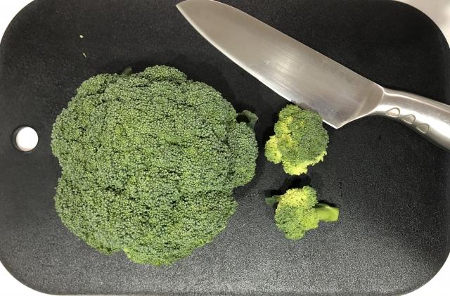 ブロッコリー常温保存