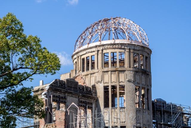 広島原爆落とされた理由