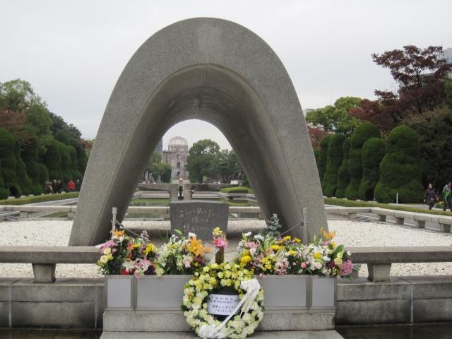 広島原爆落とされた理由広島