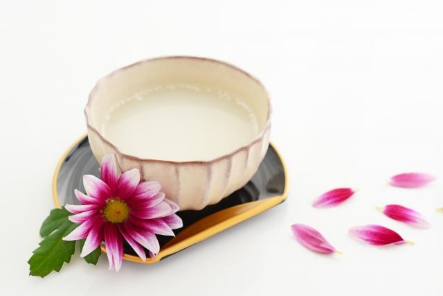 菊酒作り方