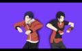 Free!!ED/ポケモン(ユウキとヒビキ)