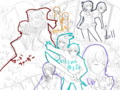 フリーゲームmix/ヒーローとヒロイン