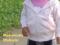 もくりんパーカー&Tシャツ(ピンク)