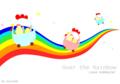 虹をこえるコッコカー