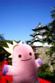 弘前城なのだ