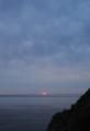 秘密の夕日