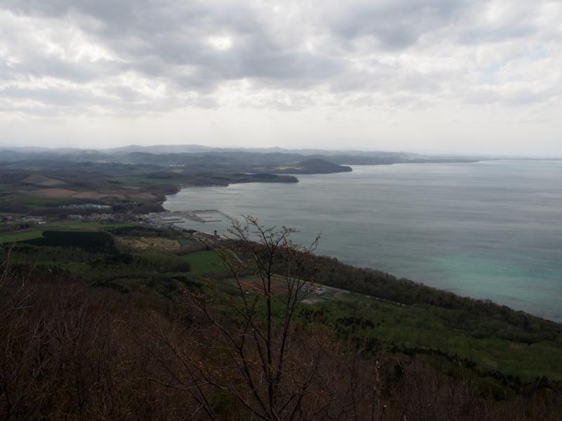 サロマ湖です