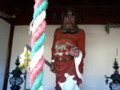[新潟の神社・仏閣]阿賀の里 鐘馗大明神様