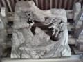 [新潟の神社・仏閣]取上観音の彫刻1(新潟県東蒲原郡阿賀町取上)