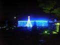 「水原代官所」イルミネーション4(新潟県阿賀野市)