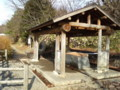 『新・新潟県の名水』岩瀬の清水1(阿賀野市山崎)