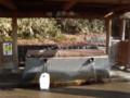 『新・新潟県の名水』岩瀬の清水3(阿賀野市山崎)