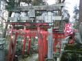 [新潟の神社・仏閣]の神社・仏閣]大友稲荷奥の院20090101-02(新発田市)