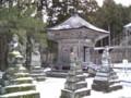 [国上寺]国上寺・六角堂・新潟県燕市国上
