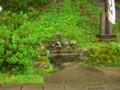 滝神社の清水(関川村)-新・新潟県の名水02