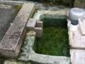 琴平清水(東蒲原郡阿賀町)-新・新潟県の名水03