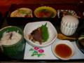 レストラン・ディアモントの和食ランチ(新潟市中央区本町通)