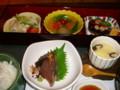 レストラン・ディアモントの和食ランチ2(新潟市中央区本町通)