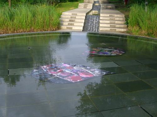 水と土の芸術祭2009-時をこえて02(中央区・りゅーとぴあ空中庭園)
