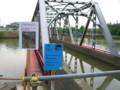 水と土の芸術祭2009-The River Paradox(西区・西川水路橋)01