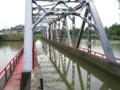 水と土の芸術祭2009-The River Paradox(西区・西川水路橋)02