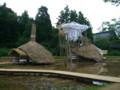 水と土の芸術祭2009-Fifteen Degrees South' (西蒲区福井)01