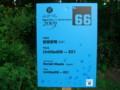 水と土の芸術祭2009-Untitled09-E01(秋葉区・秋葉公園内)看板