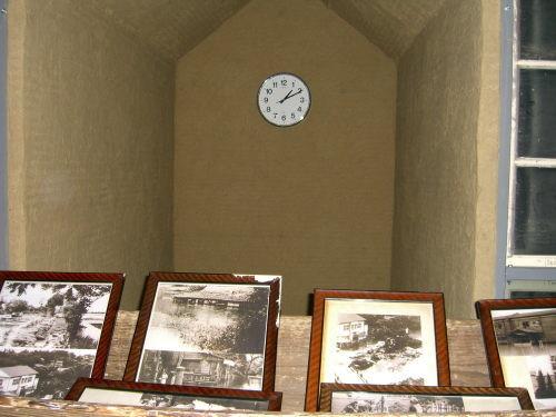 水と土の芸術祭 2009-水の記憶-内部(新津美術館)