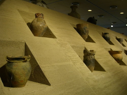 水と土の芸術祭 2009-土のオベリスク(新潟市美術館)01