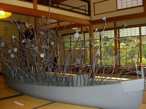 水と土の芸術祭 2009-関係-蓮の屋敷(中央区・旧斎藤家・夏の別邸)01